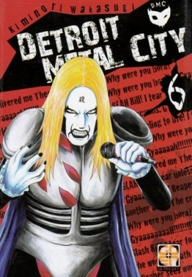 DETROIT METAL CITY 6