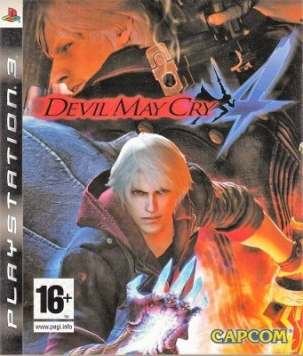 DEVIL MAY CRY 4 PS3 USATO GARANTITO