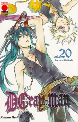 DGRAY-MAN 20 RISTAMPA