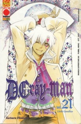 DGRAY-MAN 21