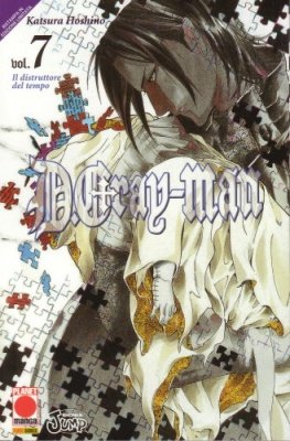 DGRAY-MAN 7 RISTAMPA