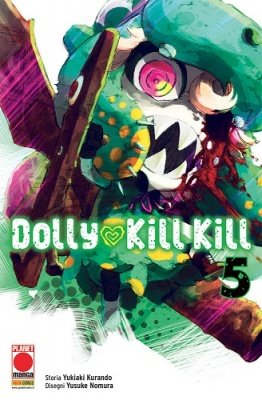 DOLLY KILL KILL 5