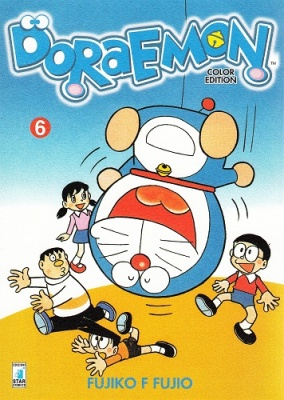 DORAEMON COLOR EDITION 6