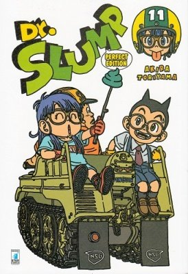 DR. SLUMP PERFECT EDITION 11