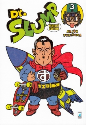 DR. SLUMP PERFECT EDITION 3