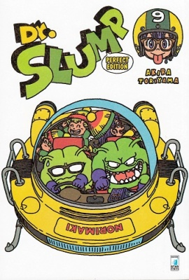 DR. SLUMP PERFECT EDITION 9