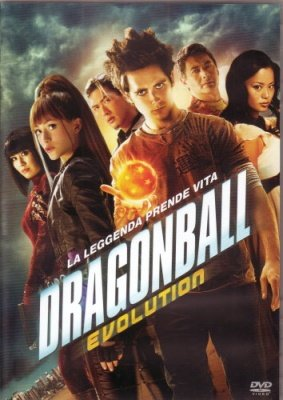 DRAGONBALL EVOLUTION - DVD