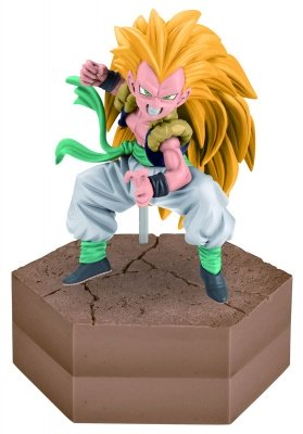 DRAGONBALL Z GOTENKS DXF FIGHTING COMBINATION VOL. 3 ACTION FIGURE