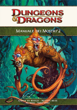 DUNGEONS & DRAGONS MANUALE DEI MOSTRI 2