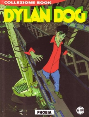 DYLAN DOG COLLEZIONE BOOK 185 - PHOBIA
