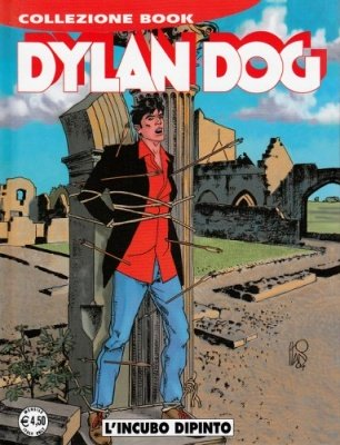 DYLAN DOG COLLEZIONE BOOK 218 - L'INCUBO DIPINTO