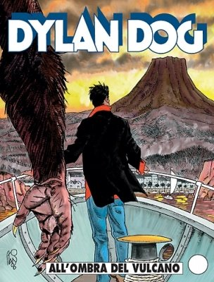DYLAN DOG COLLEZIONE BOOK 237 - ALL'OMBRA DEL VULCANO