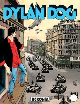 DYLAN DOG COLLEZIONE BOOK 240 - UCRONIA