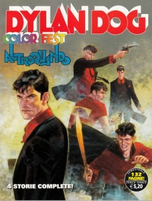 DYLAN DOG COLOR FEST 10