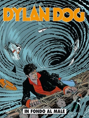 DYLAN DOG N. 351 - IN FONDO AL MALE