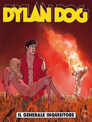 DYLAN DOG N. 353 - IL GENERALE INQUISITORE