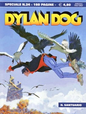 DYLAN DOG SPECIALE N. 24 - IL SANTUARIO