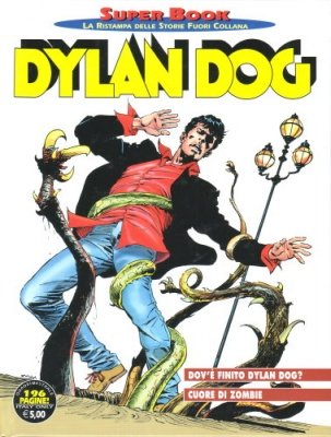 DYLAN DOG SUPER BOOK 50