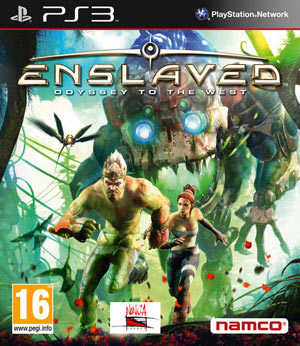ENSLAVED ODYSSEY TO THE WEST PS3 USATO GARANTITO