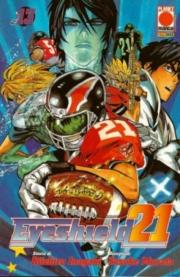 EYESHIELD 21 13 RISTAMPA