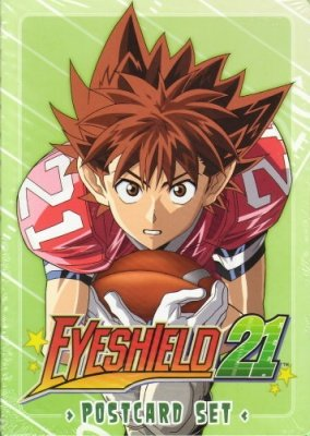 EYESHIELD 21 POSTCARDS SET