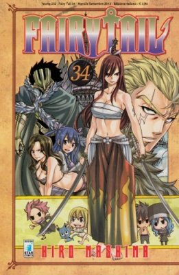 FAIRY TAIL 34