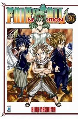 FAIRY TAIL NEW EDITION 36