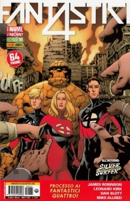 FANTASTICI QUATTRO 365 - FANTASTICI QUATTRO 5 ALL-NEW MARVEL NOW!