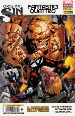 FANTASTICI QUATTRO 366 - FANTASTICI QUATTRO 6 ALL-NEW MARVEL NOW!