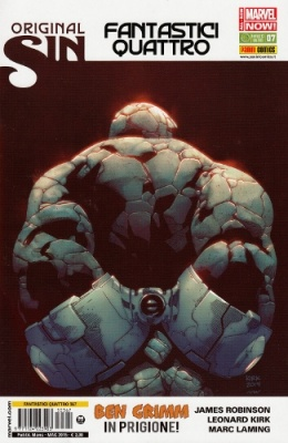 FANTASTICI QUATTRO 367 - FANTASTICI QUATTRO 7 ALL-NEW MARVEL NOW!