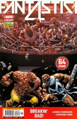 FANTASTICI QUATTRO 369 - FANTASTICI QUATTRO 9 ALL-NEW MARVEL NOW!