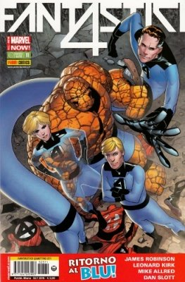 FANTASTICI QUATTRO 371 - FANTASTICI QUATTRO 11 ALL-NEW MARVEL NOW!