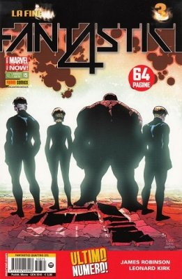FANTASTICI QUATTRO 375 - FANTASTICI QUATTRO 15 ALL-NEW MARVEL NOW!
