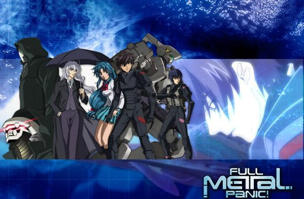 Manga Full Metal Panic