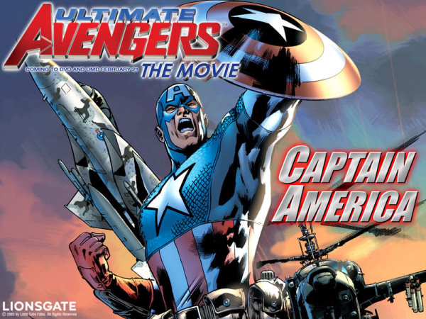 ultimate avengers il film dvd