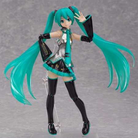 FIGMA 200 MIKU HATSUNE 2.0 CHARACTER VOCAL SERIES 01 ACTION FIGURE