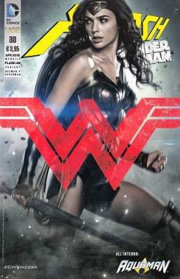 FLASH/WONDER WOMAN N. 30 VARIANT CINEMA