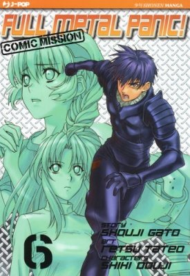 FULL METAL PANIC! COMIC MISSION 6