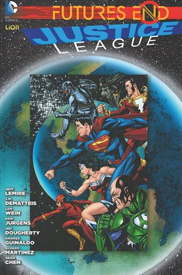 FUTURES END JUSTICE LEAGUE 1
