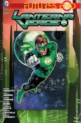 FUTURES END LANTERNA VERDE 1