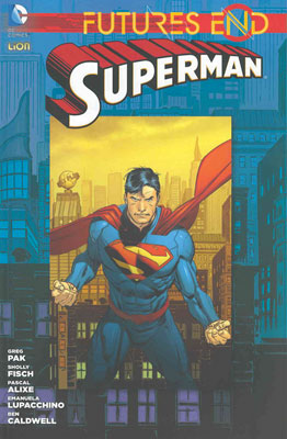 FUTURES END SUPERMAN 1