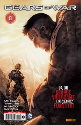 GEARS OF WAR 8 - PANINI COMICS MIX 36