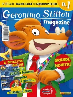 GERONIMO STILTON MAGAZINE 1