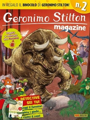 GERONIMO STILTON MAGAZINE 2