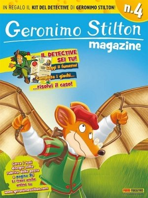 GERONIMO STILTON MAGAZINE 4