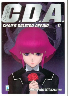 GUNDAM CDA CHAR'S DELETED AFFAIR 11