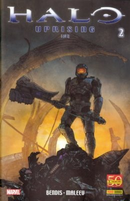 HALO 2 - PANINI COMICS MIX 24
