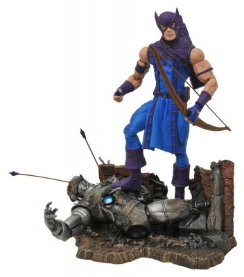 HAWKEYE - OCCHIO DI FALCO MARVEL SELECT ACTION FIGURE