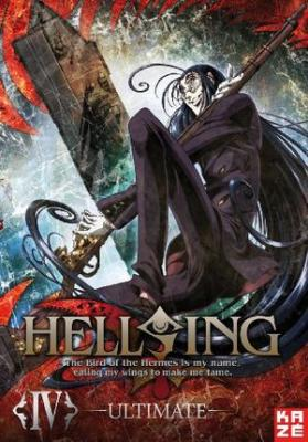 HELLSING ULTIMATE 4 DVD