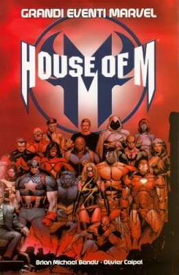 HOUSE OF M RISTAMPA - I GRANDI EVENTI MARVEL
